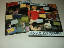 C216 CLAUDE FRANCOIS '1985 FRENCH CLIPPING