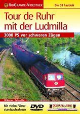 DVD Tour de Ruhr mit der Ludmilla Rio Grande