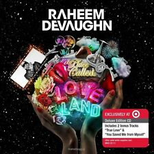 Raheem Devaughn - A Place Called Loveland Audio CD Target Exclusive NEW