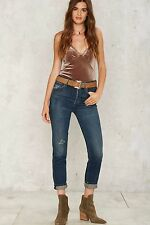 Citizens of Humanity Liya High Rise Classic fit Crop Jeans Wiltern Size 29