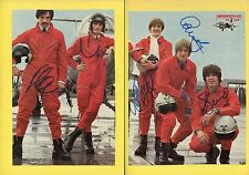 THE LORDS Autogramm German rock & beat band 60s signed