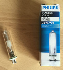 Philips Master Colour 35W 930 Colour CDM-Tm Mini PGJ5 Cap Metal Halide Lamp