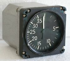 Vintage Russian Aircraft Speedometer Indicator - YC-350
