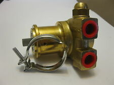 "pump head V6105 PROCON L 82mm 180l/h connection 3/8"" NPT with bypass brass"