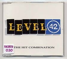 Level 42 Maxi-CD The Hit Combination - German 2-track - best of medley 863 306-2
