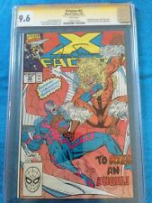 X-Factor #52 - Marvel - CGC SS 9.6 NM+ - Signed by Louise Simonson