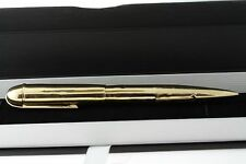 "VINTAGE EVERSHARP ""SKYLINE"" 14K SOLID GOLD FOUNTAIN PEN"