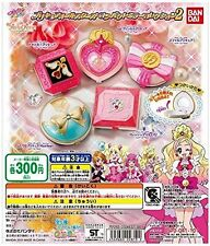 Capsule Toys Gashapon Precure All Stars Compact Mirror Collection 2 5 Pics Set