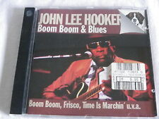 CD JOHN LEE HOOKER - BOOM BOOM & BLUES