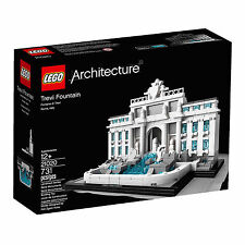 LEGO Architecture Trevi Fountain 21020 Building Toy! BRAND NEW!!!