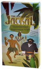 Jackal card tactic board game russian pirate famely trip party company fun 16+