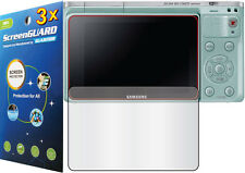 3x Clear LCD Screen Protector Guard Cover Shield Film for Samsung NX Mini Camera