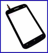 Original touch screen digitizer Glass for micromax CANVAS 2 PLUS A110Q -black