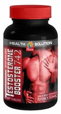 Testosterone Booster 742 - Potency Men - Muscle Building for Male and Female NEW