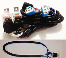 "H4 Headlight Relay Wiring Harness Extra Long -- 2 Head Lamp Systems 7"" Round 2"