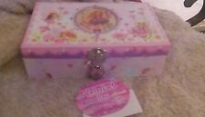 3D Fairy Trinket Box with Lock and supplies