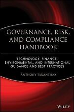 The Governance, Risk, and Compliance Handbook: Technology, Finance, En-ExLibrary