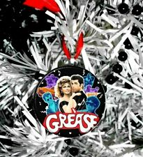 """Grease Group Image Christmas Tree  2.25"""" Ornament"""