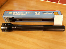 Maglite Torch Black 4 Cell D Flashlight BN&B