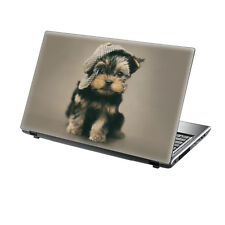 "TaylorHe Rachael Hale Animal Pet 15.6"" Laptop Skins Decals Stickers Dog RH899"