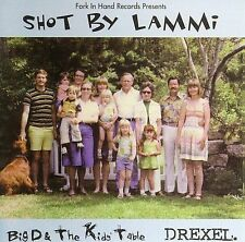 Shot by Lammi by Big D and the Kids Table (CD, Dec-2003, Fork in Hand)
