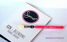 Sigma E25 Blending Mini Travel Brush Pink New in Package Makeup Eyeshadow
