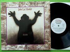 John Lee Hooker - The Healer LP 1989 Silvertone Records  ZL74307