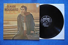 CLAUDE NOUGARO / LP PHILIPS 6499 692 / Recto - Verso Glacé / 1973 ( F )