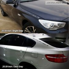 """Detailpart Car Full Name Decal Lettering Cursive Sticker 25.59"""" & 65cm for BMW"""