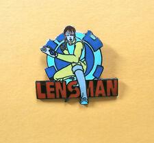 LENSMAN PIN  1984 E. DOC SMITH VINTAGE ENAMEL SUPER RARE!