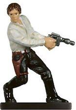 Han Solo, Smuggler 30/60 KOTOR R Star Wars Miniatures