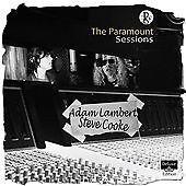 Adam Lambert & Steve Cooke - Paramount Sessions CD Album