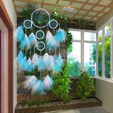 Dream Catcher Circular Net With Feathers Wall Hanging Decoration Ornament Gift