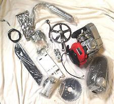 4-stroke gas motor bike engine kit - 49cc in FRAME double chain gear kit