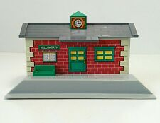Tomy Tomica Thomas & Friends Trackmaster Wellsworth Train  Railway Station