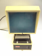 Vintage Used Old NCR Corporation 4603-04 Microfilm Microfiche Reader Equipment
