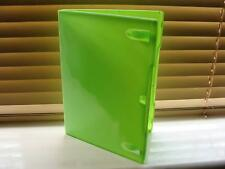 Case: XBOX / CD / DVD - 1 - For 1 Disc Light Green