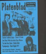 PLATENBLAD 188 YARDBIRDS Arthur Lee LOVE John Barry Seven VAINICA DOBLE