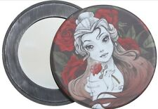 Disney Beauty & The Beast Belle Tale As Old As Time Circular Compact Mirror NWT!