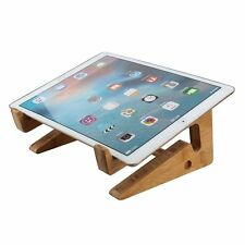 Bamboo Desk Lazy Bed Table Mount Holder Stand For Tablet Laptop Notebook Macbook