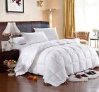 300 Thread count Stripe Down comforter Egyptian cotton  (Four Seasons)