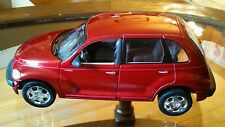 MAISTO CHRYSLER PT CRUISER 1:18 SCALE - RED - no box