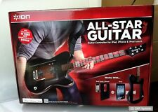 ION All-Star Gitarren Guitar Controller für iPad, 2, iPod, iPhone 3, 4,4s, NEU