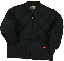 Dickies - Men's Water Resistant Diamond Quilted Nylon Jacket - Style: 61242