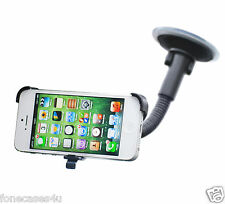 EXACT FIT IN CAR HOLDER FOR IPHONE 5 5S SE HANDSFREE PORTABLE STICK WINDOW SCREN