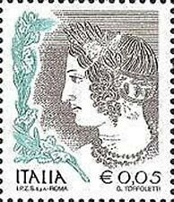 2003 DONNA DELL'ARTE 0,05 CENT SPA MNH **