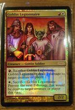 4x Goblin Legionnaire-Playset-promo foil-sin estrenar