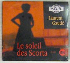 Laurent Gaudé Le soleil des Scorta Livre Audio VDB MP3