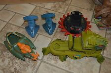 Vehicles Dragon Walker Roton Masters of the Universe he-man Lot vintage