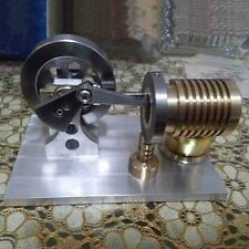 Fire Eater Stirling Engine Fire Suction Stirling Engine Flame Licker Engine Mode